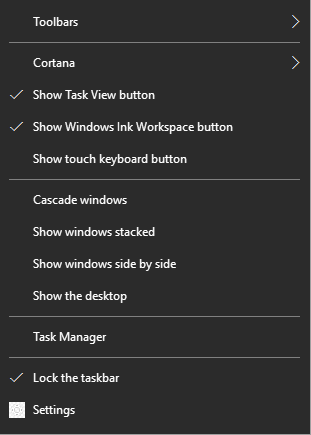 how to fix taskbar showing windows 10 roblox