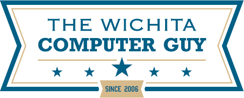 The Wichita Computer Guy Logo